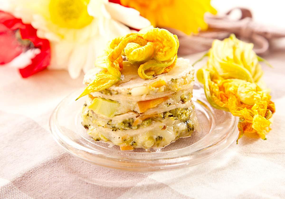 millefoglie-verdure-forno-zucchine-formaggio-piadina