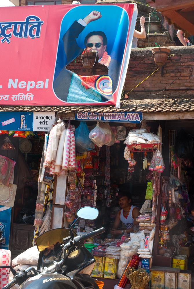 nepal-kathmandu-pubblicita-mercato